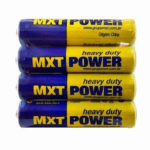 Mx Pilha Aa Super Zinco Pct C/ 4 Unidades 1281777