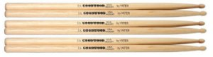 Vater Goodwood Kit 3 Pares De Baquetas Hickory 5a Pm Gw5aw