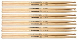 Vater Goodwood Kit 6 Pares De Baquetas Hickory 5a Pm Gw5aw