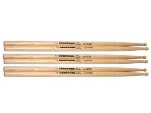 Vater Goodwood Kit 03 Pares De Baquetas Hickory 7a Pm Gw7aw