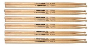 Vater Goodwood Kit 06 Pares De Baquetas Hickory 7a Pm Gw7aw