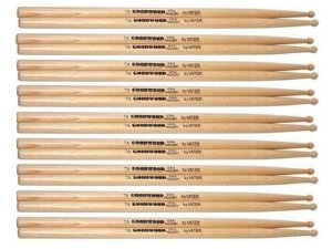 Vater Goodwood Kit 09 Pares De Baquetas Hickory 7a Pm Gw7aw