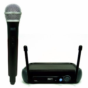Mx Microfone Sem Fio Uhf-202/r201 686.1mhz 541121