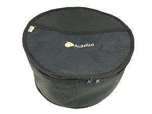 Oa Bag P/ Caixa 14 X 20 Flex Hard Preto Bip149fh