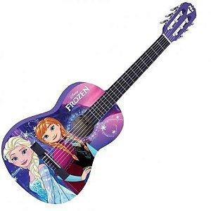 Phx Violão Infantil Disney Frozen Elsa E Anna Vif-2