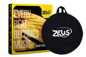 Zeus Kit de Prato Custom Set E 10 14 16 18 20 e Bag 10017