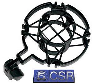 Csr Suporte Para Microfone Shock Mount Anti Est. Shm-2 10154