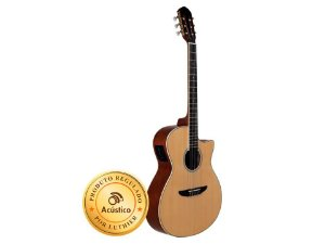 Tagima Violão Nylon Grand Auditorium Natural Tw-27na
