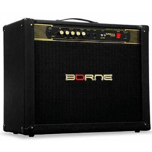 Borne Amplificador De Guitarra Vorax 630 25w Preto