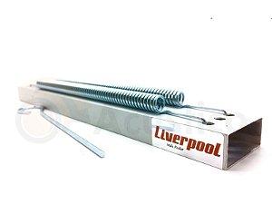 Liverpool Reco Reco Alumínio Anodizado 2 Molas Rrals2m