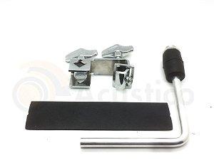 Torelli Clamp Garra J p/ Microfone Haste L TA447