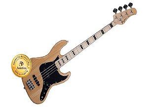 Tagima Contra Baixo Elétrico 4 Cordas Jazz Bass Natural TJB4NA