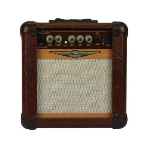 Oneal Amplificador Guitarra Marrom 40w OCG50MR