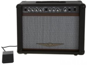 Oneal Amplificador Guitarra c/ Footswitch 60w OCG200CR