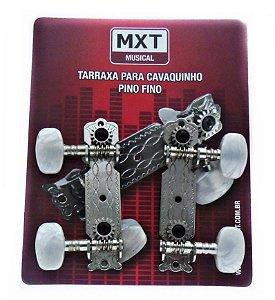 Mxt Tarraxa P/ Cavaquinho Pino Fino