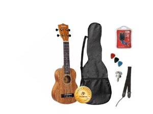 Kit Shelby Ukulele Soprano Mogno  Su21m - By Eagle