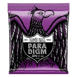 Ernie Ball Encordoamento P/ Guitarra 011 Paradigm 11/48 12832