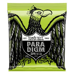 Ernie Ball Encordoamento P/ Guitarra 010 Paradigm 10/46 12833