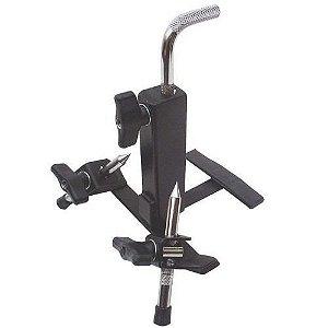 Torelli Suporte Cowbell P/ Pedal de Bateria TA427 Jam Block