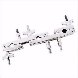 Torelli Clamp Multiuso Três Conexões P/ Fixar Pedestal TA433