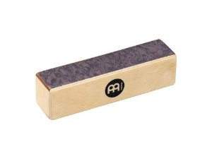 Meinl Wood Shaker Rubber Small Ganza Madeira SH15S Full