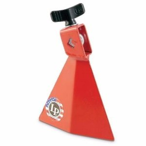 Lp Jam Bell Red Low Pitch Lp1233 Cowbell Grave