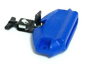Torelli Bloco Sonoro Agudo Azul TO011 Block Jam c/ Clamp