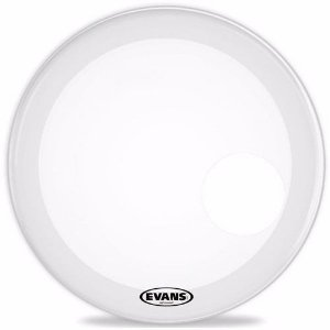 Evans Pele Para Bumbo 22 Eq3 Batter Clear Bd22gb3