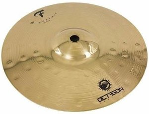 Octagon Splash 8 F Signature Fs08sp Prato Para Bateria