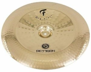 Octagon China Type 17 F Signature FS17CH Prato Para Bateria