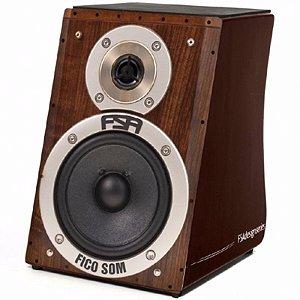 FSA Cajon Design Speaker Captação Dupla FC6619