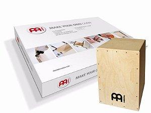 meinl kit de cajón montável natural madeira Myo-caj