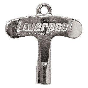 Liverpool Chave De Afinação Para Bateria CHAAFI