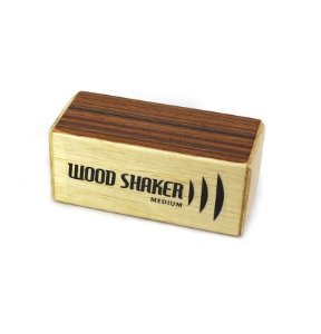 Cajon Percussion Wood Shaker Medium Pequeno WSMP Ganza