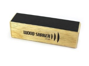 Cajon Percussion Wood Shaker Loud Médio WSLM  Ganza