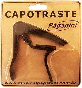 Paganini Capotraste Para Violão Aço E Guitarra PCA010