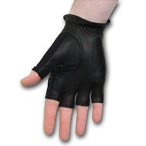 Meinl Drummer Gloves Black MDGFL-L Luvas Para Baterista
