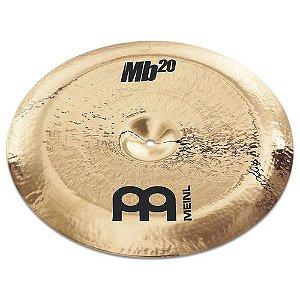 "Meinl Prato China Rock 20"" MB20 Bronze 20RCHB"