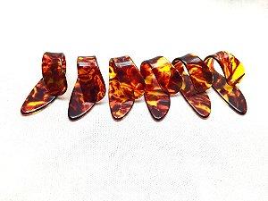 Paganini Dedeira 6 unid PDV045 Palheta Violão 6 E 7 Cordas