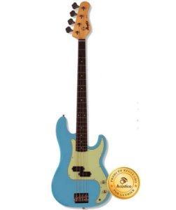 Tagima Memphis Baixo Elétrico Sonic Blue Satin MB-40