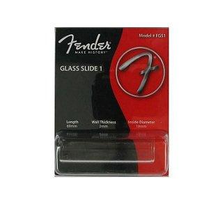 Fender Slide Guitarra de Vidro Médio FGS1 58020 Violão