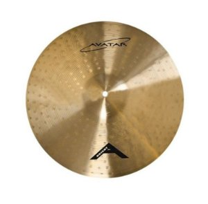 "Avatar Prato Splash 10"" Serie Bright AVS10B Bronze B20"