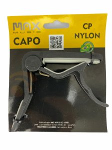 Max Capotraste Para Cordas de Nylon Preto 1352