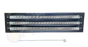 Ubi Reco Reco Alumínio Preto 3 molas URR3M