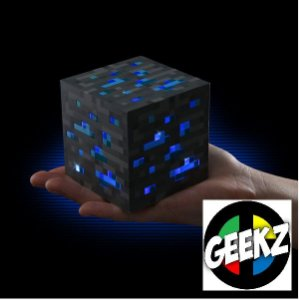 LUMINÁRIA MINECRAFT THINKGEEK