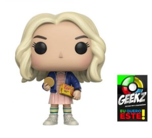 FUNKO POP! STRANGER THINGS ELEVEN