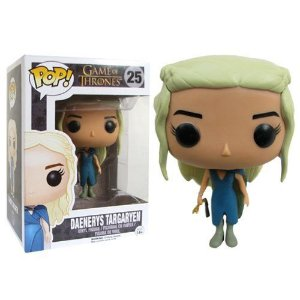 FUNKO POP! GAME OF THRONES DAENERYS TARGARYEN MHYSA #25