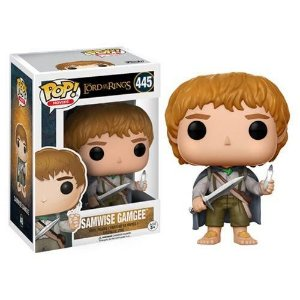 FUNKO POP! MOVIES SENHOR DOS ANÉIS LORD OF THE RINGS SAMWISE GAMGEE #445