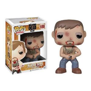FUNKO POP! TELEVISION THE WALKING DEAD DARYL DIXON #100