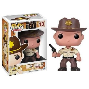 FUNKO POP! TELEVISION THE WALKING DEAD RICK GRIMES #13